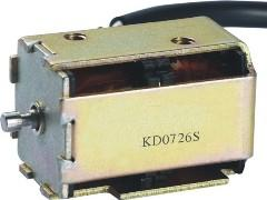 Dual Latching Solenoid Bistable or Double Holding